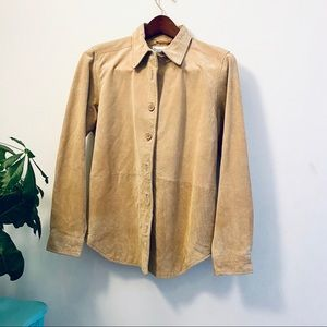 Chadwick's Leather Jacket size Small
